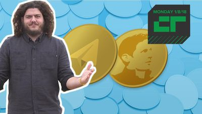 Crunch Report - A Telegram ICO Would Be Huge