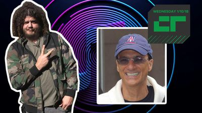 Crunch Report - Jimmy Iovine is not leaving Apple