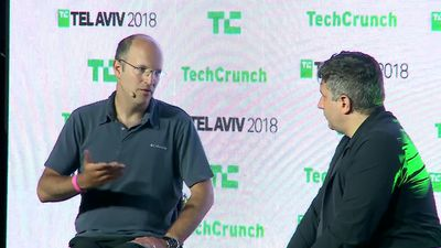 Are Commercial Drones Here to Stay? with Yariv Bash (Flytrex) at TC TLV 2018.