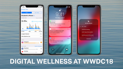 Inside the digital wellness announcements from WWDC