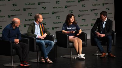 In Conversation with Hope Liu (Eximchain), Gil Perez (SAP) and Gert Sylvest (Tradeshift)