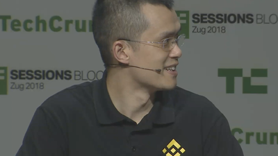 Fireside Chat with Changpeng Zhao (Binance)