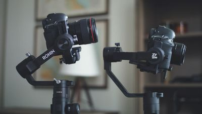DJI Ronin-S and Zhiyun Crane 2 Comparison Review