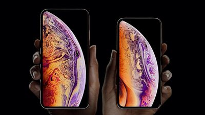 Title: Apple introduces the iPhone XS and XS Max