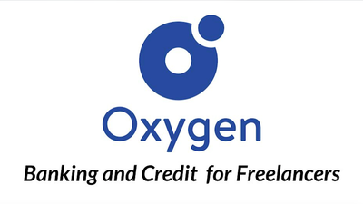 Oxygen offers banking for freelancers