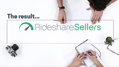 Rideshare Sellers offers in-vehicle advertising solutions