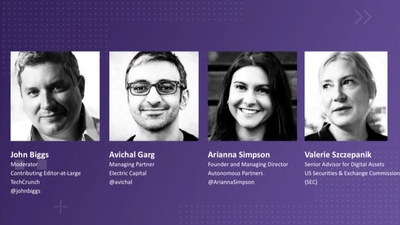 The Yes and No of ICO with Avichal Garg (Electric Capital), Arianna Simpson (Autonomous Partners) an