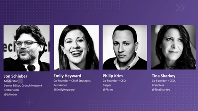 The Promise and Perils of Early Branding with Emily Heyward (Red Antler), Philip Krim (Casper) and T