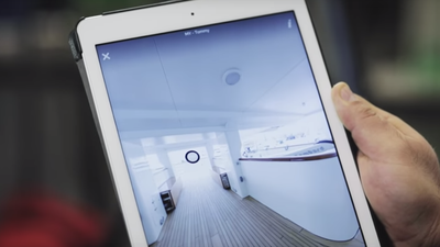 KeepEyeOnBall helps real estate agents create 360º virtual tours