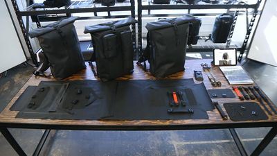 Black Ember's WPRT Modular Backpack