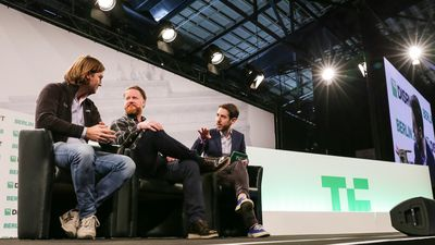 The European Fintech Fever with Ricky Knox (Tandem) and Valentin Stalf (N26) | Disrupt Berlin 2018
