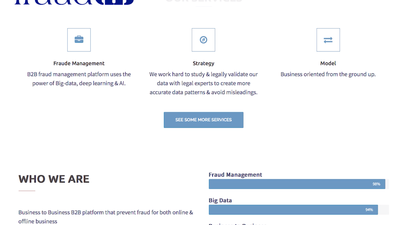 FrauDB helps businesses prevent fraud
