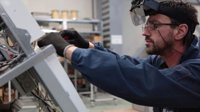 Nucleus makes AR glasses to improve worker safety and efficiency