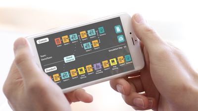 Processim Labs lets professors create teaching games