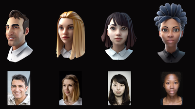 Wolf3d creates personal 3D avatars for games and VR