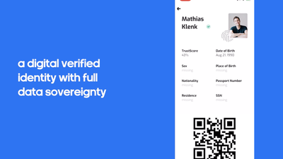 Passbase helps you create a verified digital identity