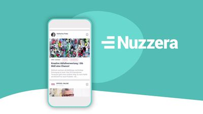 Nuzzera is a news aggregator with a focus on independent journalists