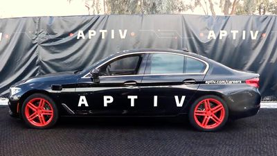 How Las Vegas visitors helped Aptiv improve its self-driving tech
