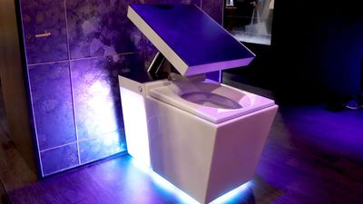The Kohler Numi 2 brings smarts to your parts