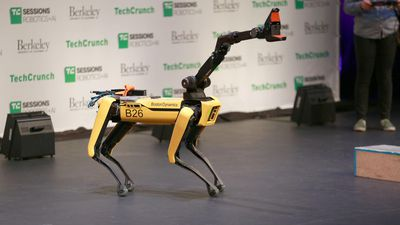 The Best Robots on Four Legs with Marc Raibert (Boston Dynamics)