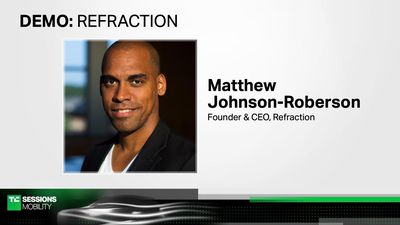 DEMO with Matthew-Johnson Roberson (Refraction AI)