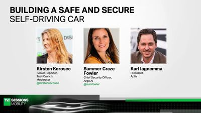 Building a Safe and Secure Self-Driving Car with Summer Craze Fowler (Argo AI) and Karl Iagnemma (Ap