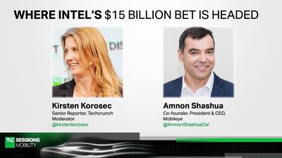 Where Intel's $15 Billion Bet is Headed with Amnon Shashua (Mobileye)