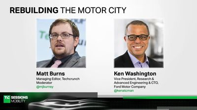Rebuilding the Motor City with Ken Washington (Ford Motor Company)