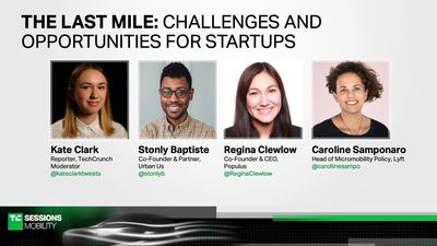 The Last Mile: Challenges and Opportunities for Startups with Stonly Baptiste (Urban Us), Regina Cle