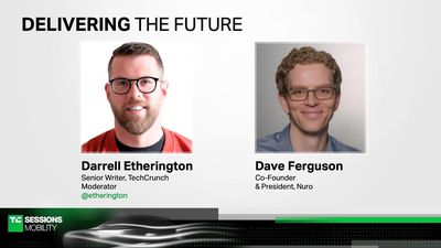 Delivering the Future with Dave Ferguson (Nuro)