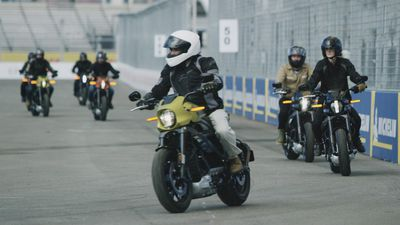 Harley Davidson's e-motorcycle debut and EV pivot