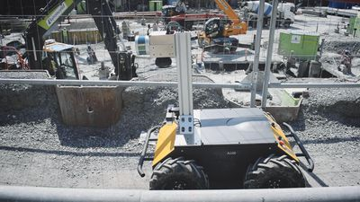 Digitizing construction sites with Scaled Robotics