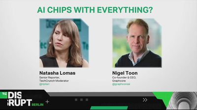 AI Chips with Everything? — Nigel Toon (Graphcore)