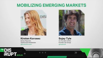 Mobilizing Emerging Markets with Sujay Tyle (Frontier Car Group)