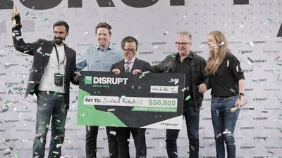 Highlights from Disrupt Berlin 2019