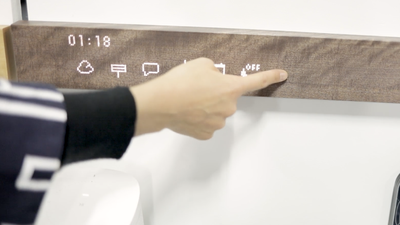 Mui Lab's wood touchscreen makes smart homes feel more natural