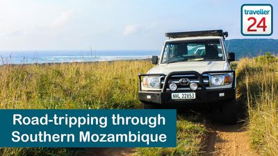 Road-tripping Mozambique: From camping with wild elephants to watching the sun set over dhows