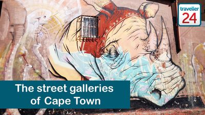 The Street Art Galleries of Cape Town
