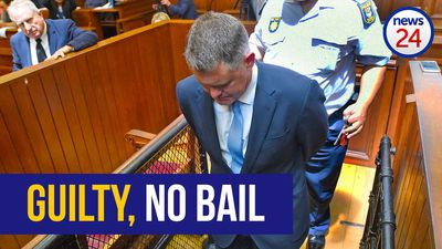MOMENT OF TRUTH: Jason Rohde found guilty of murder