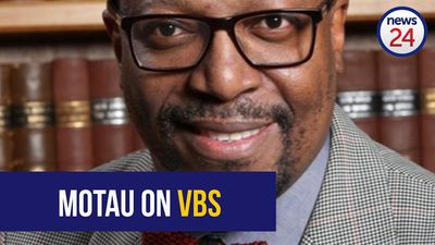 WATCH: VBS lead investigator Terry Motau live on News24