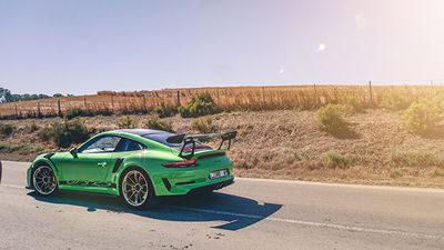 The Porsche 911 GT3 RS in 60 seconds