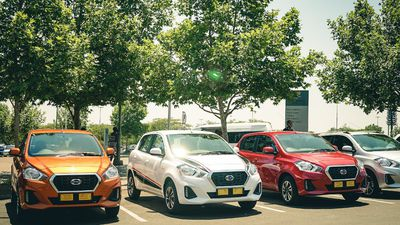 The new Datsun GO has arrived in SA