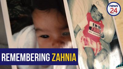 #OurLostChildren: Remembering baby Zahnia - caught in gang crossfire