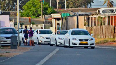 Lexus Owners Club Cape Town rally together for a special send off