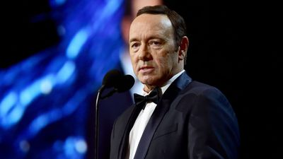 Where is Kevin Spacey?