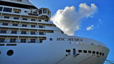 What you should know about cruising with MSC Musica in South Africa