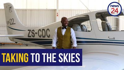 WATCH: From Soweto to the skies - entrepreneur creates 'air taxi' business