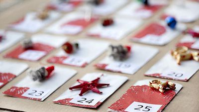 A DIY Christmas Advent Calendar
