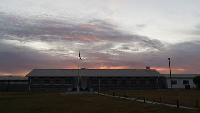 A pilgrimage of memory to Robben Island
