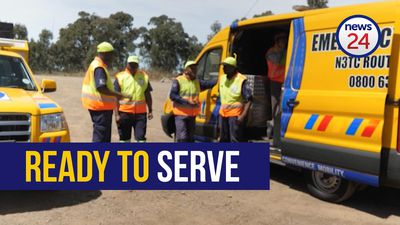 WATCH: A day in the life of a route patroller and toll collector